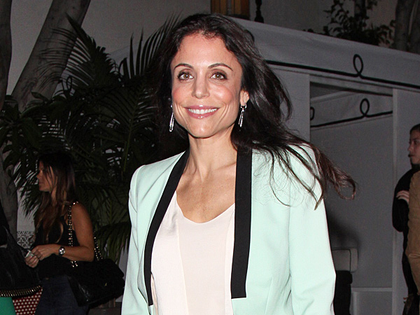 Bethenny Frankel Enjoys Tequila and Fans in Beverly Hills