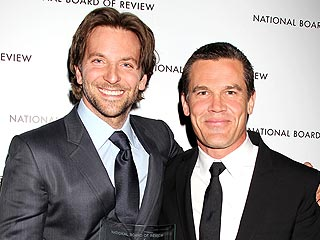Josh Brolin Enjoys Guys' Night Out After Split | Bradley Cooper, Josh Brolin