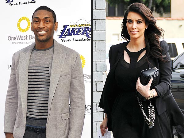 Kardashian Love: Metta World Piece Wants to Join the Famous Clan