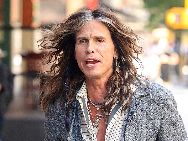 Steven Tyler Takes Fine Dining to a Whole New Level in Boston