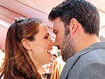Ben Affleck and Jennifer Garner's 5 Sweetest PDA Moments | Ben Affleck, Jennifer Garner