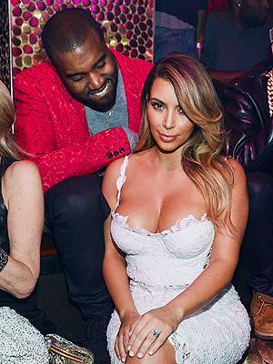 Kim Kardashian Birthday: Parties with Kanye West in Las Vegas, Photos