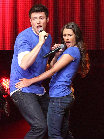 Cory Monteith & Lea Michele: Their Love Story