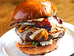 Turn Up the Heat: This Sriracha Burger is on Fire