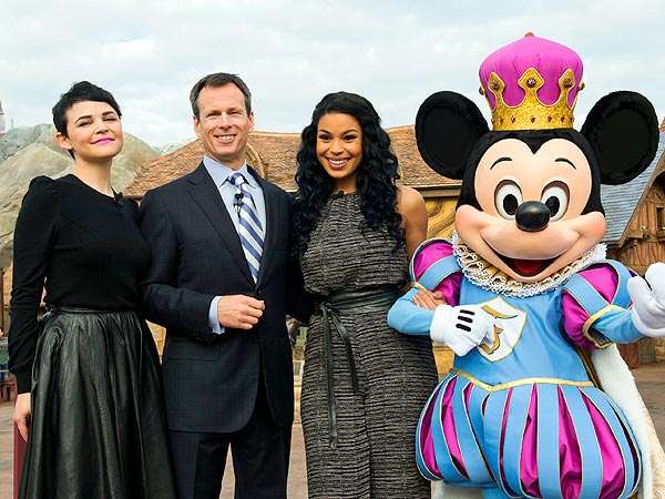 Disney World New Fantasyland: Princesses Have New Castles
