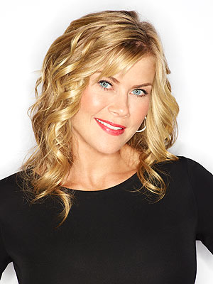 Biggest Loser: Alison Sweeney Blogs About Valentine's Day Temptation