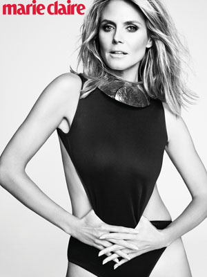 Heidi Klum: It&#39;s Good to Be Experimental in Bed