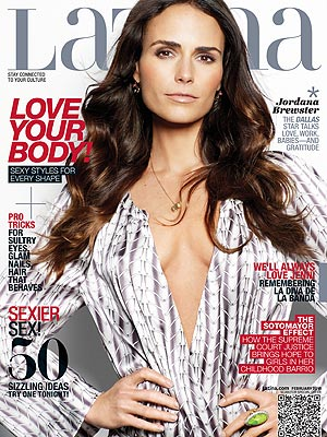 Jordana Brewster Is 'Enamored' with the Idea of Having Twins