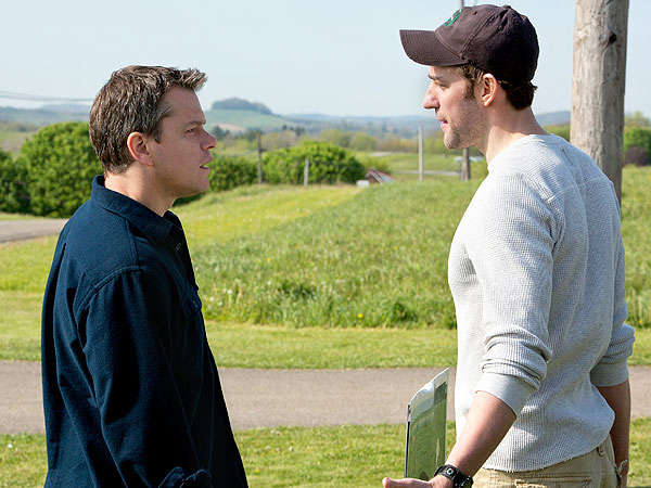 Promised Land: Matt Damon, John Krasinksi Take on Fracking
