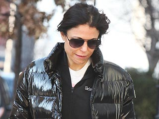 Bethenny Frankel Steps Out After Filing For Divorce | Bethenny Frankel