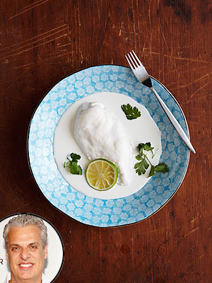 Eric Ripert's Coconut Chicken: How to Make