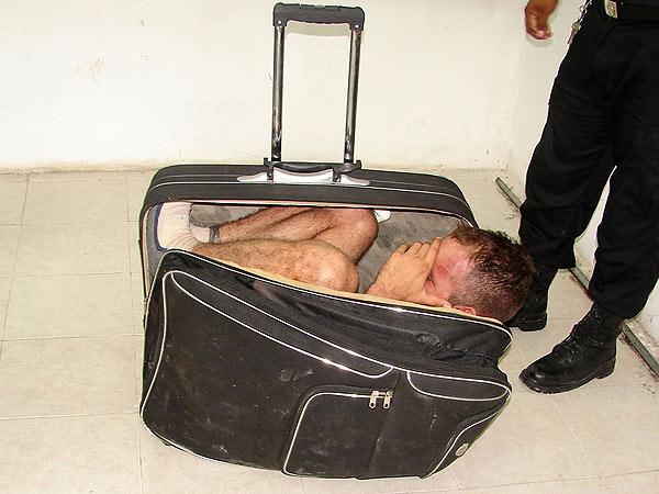 Dumb Criminal: Juan Ramirez Tijerina Packed for Jail Break