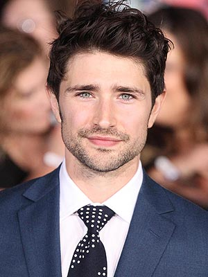 Matt Dallas Is Gay; Actor Says He&#39;s Engaged to Fiance Blue Hamilton