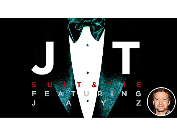 Justin Timberlake: Suit & Tie Debuts