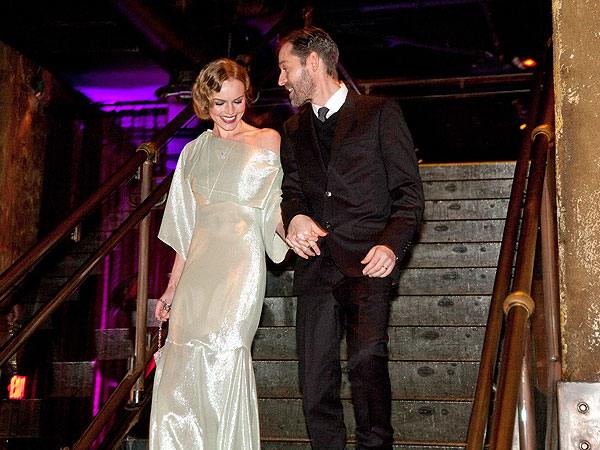 Kate Bosworth Engaged to Michael Polish; He Throws Her 30th Birthday