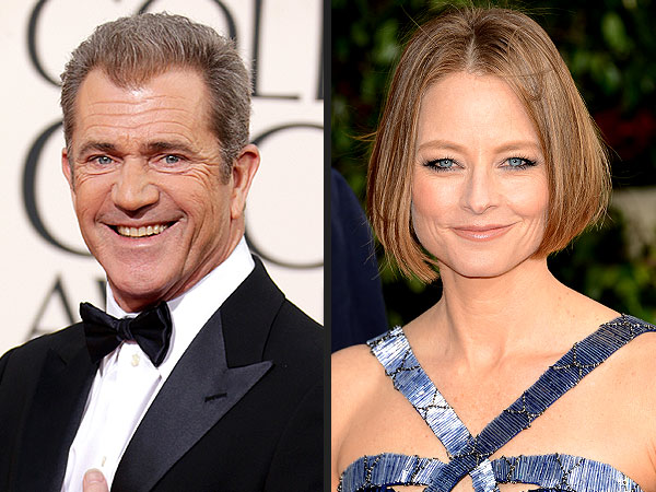 Golden Globes: Jodie Foster &#39;Real,&#39; Says Mel Gibson