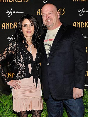 Rick Harrison Pawn Stars Wedding
