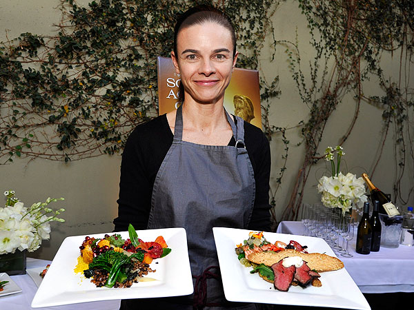 SAG Awards Menu: Mouth-Watering Salmon, Blood Oranges and More
