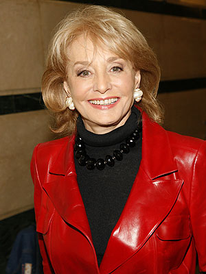 Inauguration 2013: Barbara Walters Hospitalized After Fall in Washington, D.C.