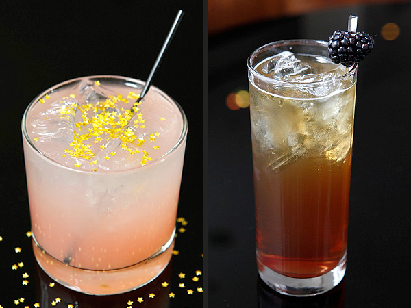 Super Bowl 2013: Baltimore Ravens & San Francisco 49ers Themed Cocktails
