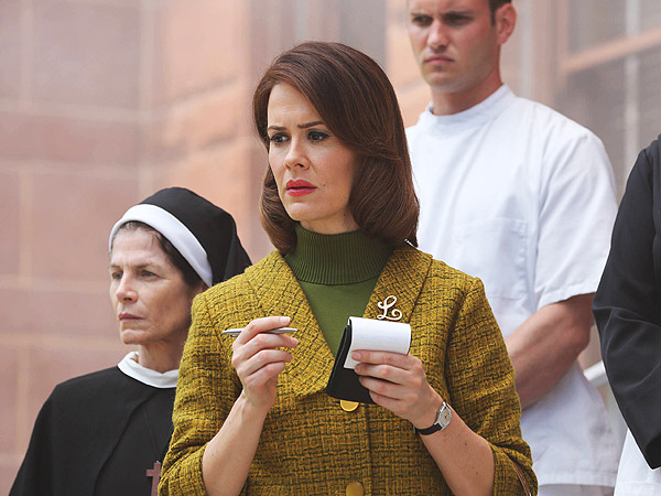 American Horror Story Finale: Sarah Paulson Scared of Her Own Show