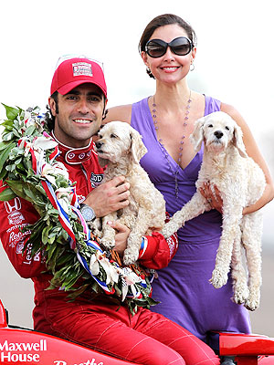Ashley Judd, Dario Franchitti Split