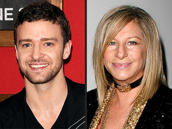 Justin Timberlake to Perform at Grammys; Barbra Streisand, Oscars
