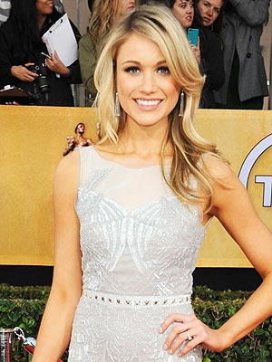 SAG Awards: Katrina Bowden Opens Up About Her Wedding Planning