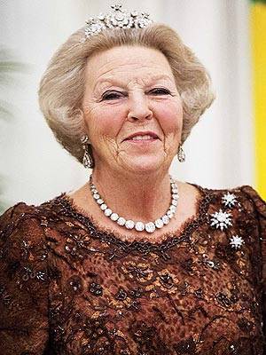 Queen Beatrix of the Netherlands Announces Abdication