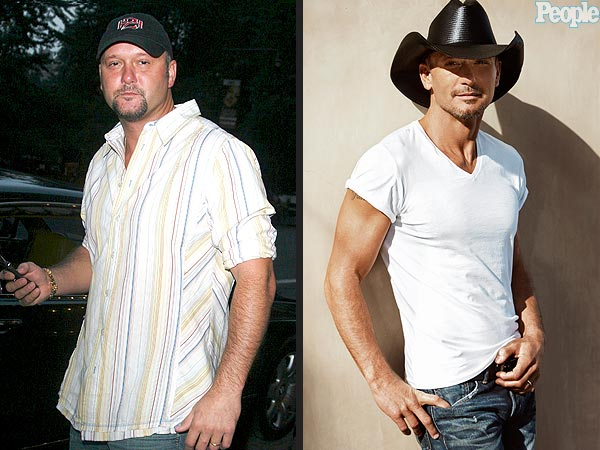 Tim McGraw: How He Got That Body