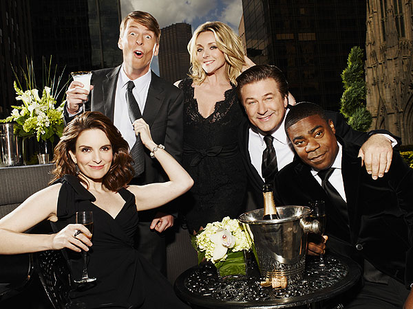 30 Rock Finale; PEOPLE Magazine's Critic Reviews Tina Fey's Last Episode
