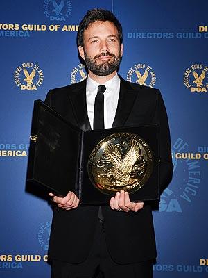 Ben Affleck, Jennifer Garner at 2013 Directors Guild Awards