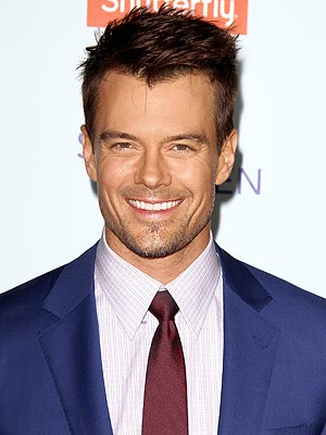 Josh Duhamel dishes on his co-star Julianne Hough to PEOPLE