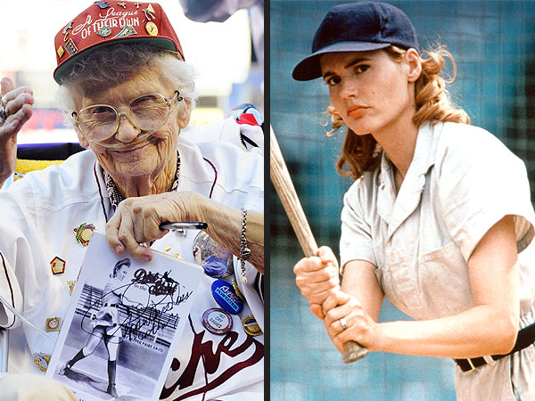 Lavonne &#39;Pepper&#39; Paire-Davis Dies, Inspired &#39;A League of Their Own&#39;