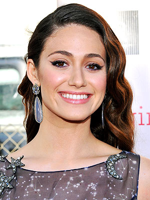 Emmy Rossum in PEOPLE: One Last Thing