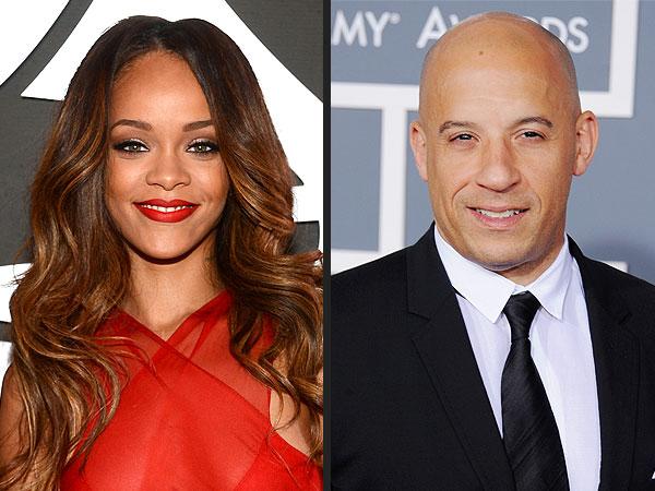 """Vin Diesel Sings Rihanna's """"Stay"""""""