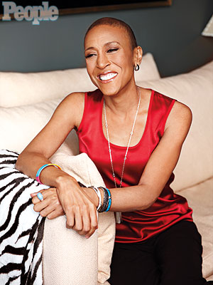 Robin Roberts: My Dark Days, My Brave Fight