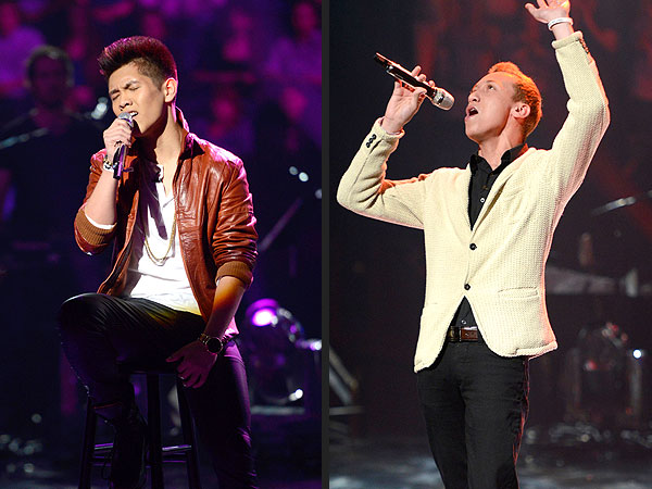 American Idol: Sudden-Death Round Begins for Men
