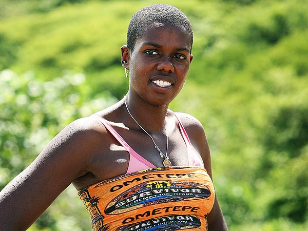 Francesca Hogi: I'm Really Bad at Survivor