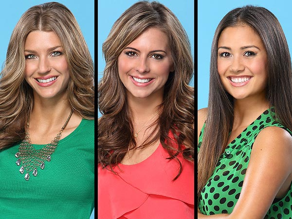 The Bachelor: AshLee, Lindsay and Catherine Vie for Two Roses Monday Night