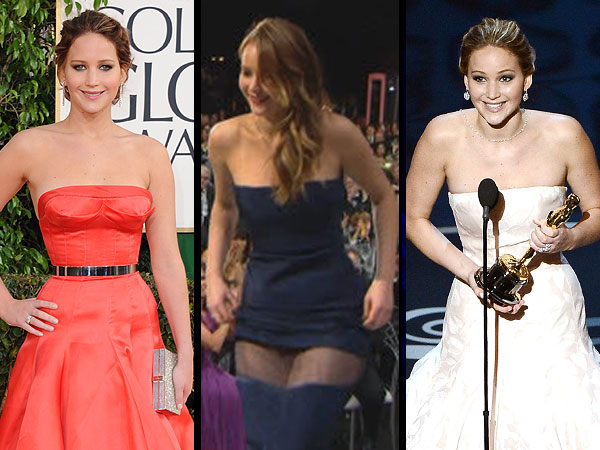 Jennifer Lawrence Oscar Win Among Many in Awards Season
