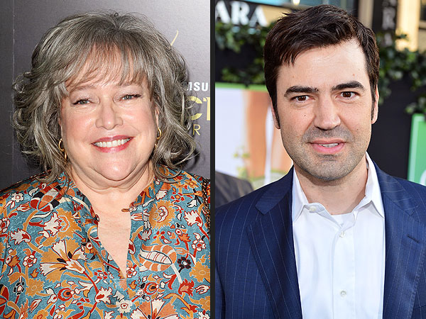 Kathy Bates Joins American Horror Story,  Ron Livingston Joins Boardwalk Empire