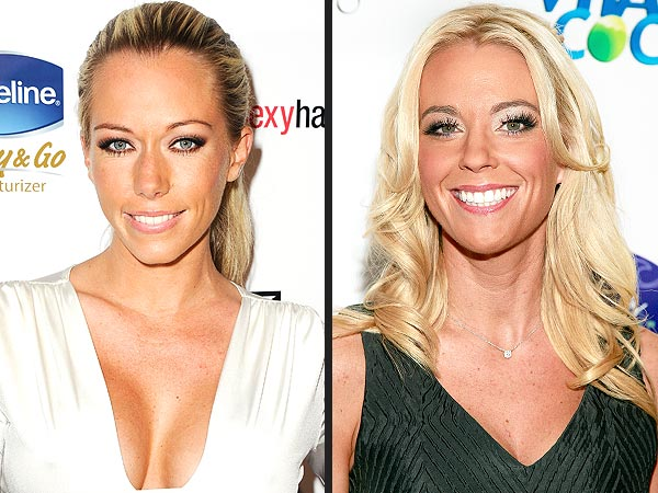 kendra wilkinson left and kate gosselin