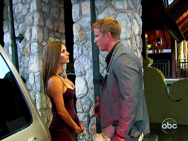 Bachelor: Sean Lowe Blogs About Sending AshLee Home