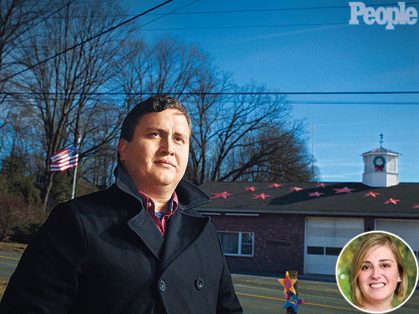 Sandy Hook Shooting: Tony Lusardi III Struggles After Losing Lauren Rousseau