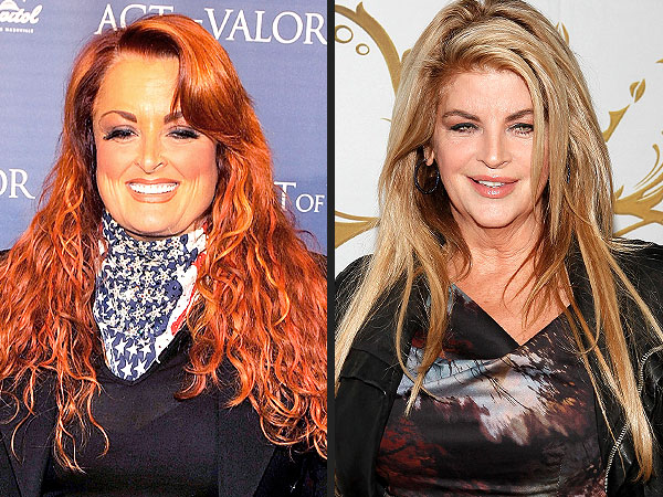 Dancing with the Stars - Wynonna Says Kirstie Alley is Her Weight Loss 'Mentor'