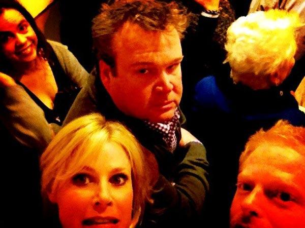 Modern Family Stars Stuck In Elevator