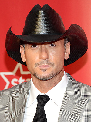 Tim McGraw &#39;Secret Son&#39; with Ex-Fiance Report Denied by Rep