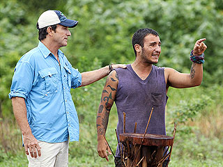 Stephen Fishbach Blogs: Brandon Hantz's Sad Survivor Meltdown