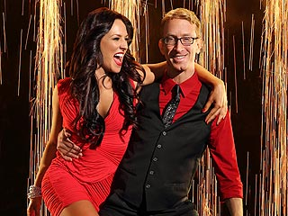 Sharna Burgess Is 'Angry' at Dancing with the Stars Judges for 'Berating' Andy Dick | Andy Dick